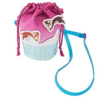 🇯🇵海洋迪士尼代購-奇奇蒂蒂抽繩小包