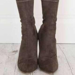 Billini Octavia Boots - Khaki
