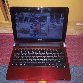 Acer Aspire One Red Edition