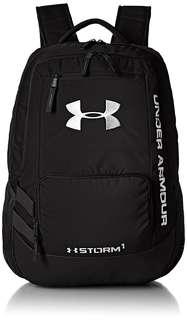 UNDER ARMOUR (Under Armor) [Under Armor] backpack UA hustle backpack II AAL3707