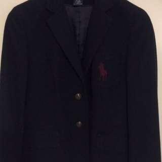 Ralph Lauren Wool Blazer Jacket