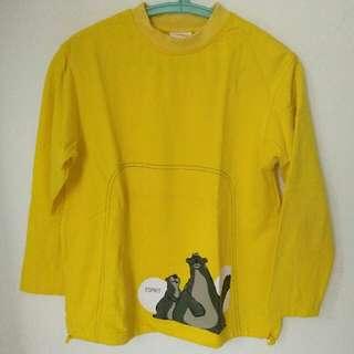 ESPRIT Yellow Kids/Teen Sweater - Preloved