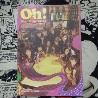 SNSD OH! Album