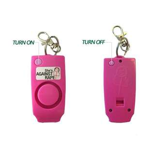 ANTI - RAPE WHISTLE