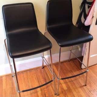 Bar stools $100 for both!!