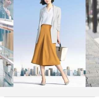 [全店買二送一]新垣結衣著用 Uniqlo超完美尺碼五分寬褲