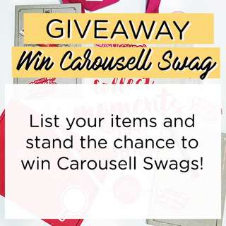 Exclusive Carousell Swag Pack