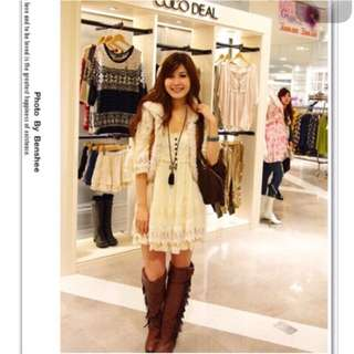 Coco deal 9.9成新洋裝