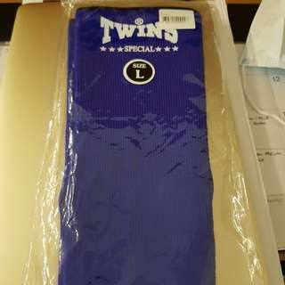 Twin Muay Thai Calf Sleeves