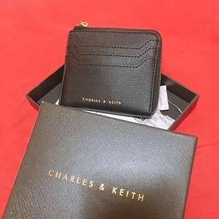 Charles & keith 小ck 多功能零錢包