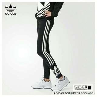 本週特惠🏂PRESENT21★ Adidas 愛迪達 🌠女款 舒適合身運動長褲 打底緊身褲 內搭束褲