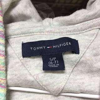 Tommy 刷色連帽外套 女童 兒童 童裝