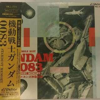出售0083 OST CD