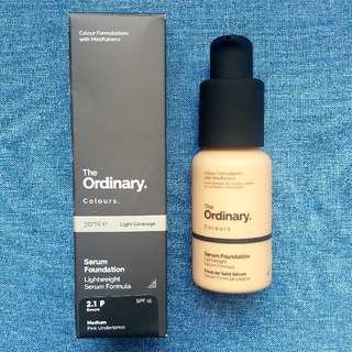 The Ordinary Serum Foundation 2.1P