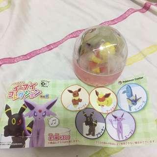 Pokémon Center 杯緣子扭蛋-火精靈