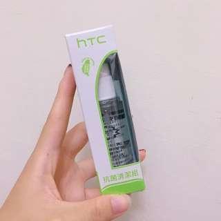 HTC 抗菌螢幕清潔組 全新 手機螢幕清潔噴霧