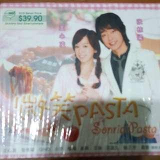 Sonria Pasta DVD