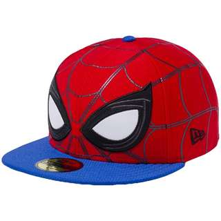New Era (New Era) × Spider-Man 5950 Cap All Over Face 11480418  FREE  SHIPPING  FROM JAPAN