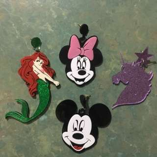 Disney Brooches