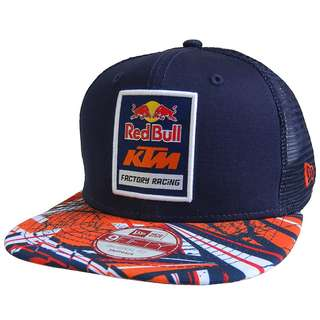 New Era × Red Bull cap snap back Overseas Limited NEW ERA × REDBULL mesh cap collaboration Navy FREE SHIPPING FROM JAPAN