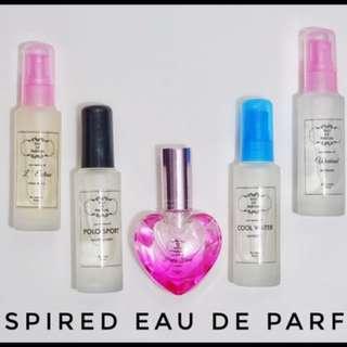 Inspired Eau de Parfum