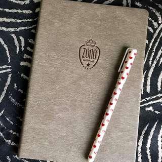 Silver Gray Journal