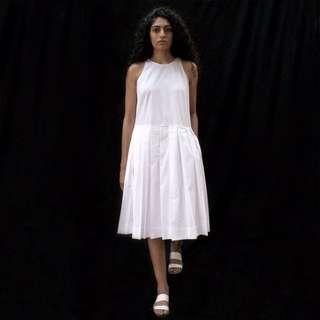 Stella 印度手工品牌 洋裝 白洋裝