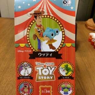 玩具總動員1中盒--7入