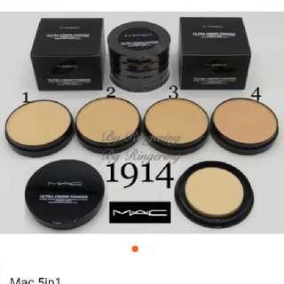 MAC 5in1 Face powder