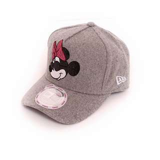 Disney × New Era Disney × New Era 940 Cap Golf Dee Frame Multi Logo Seek India Minnie Mouse Gray Melton Gray Melton Black White Pink Snow White FREE SHIPPING FROM JAPAN