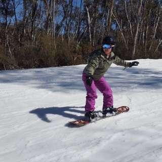 Women's Ski/Snowboard Jacket and Pants