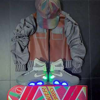 'Back to the Future II' 80s Halloween costume for boys (BTTF, Marty Mcfly)