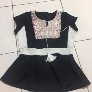 Black top super high quality size M (new)
