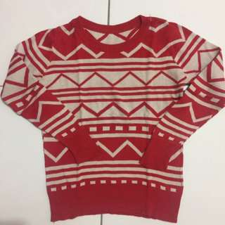 Sweater bahan Knit (new)
