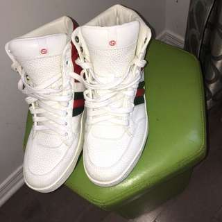 Male Authentic Gucci Sneakers