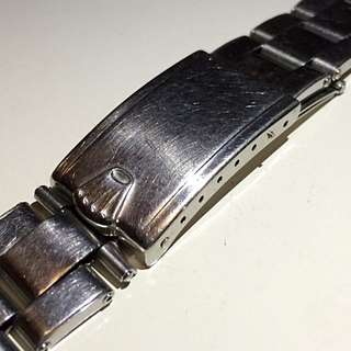 Riveted C&I Bracelet For Rolex