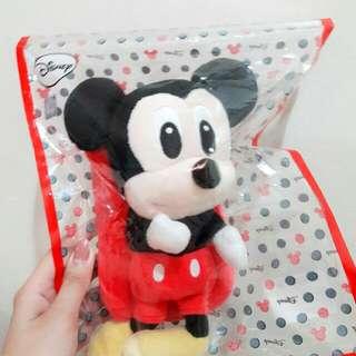 迪士尼米奇玩偶手機包