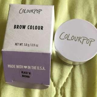 Colour Pop Brow Gel ( Authentic)