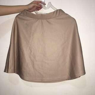 Gold Skirt / Rok