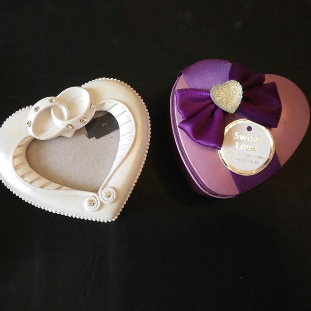 飾品小盒子/小東西盒子/收納小盒