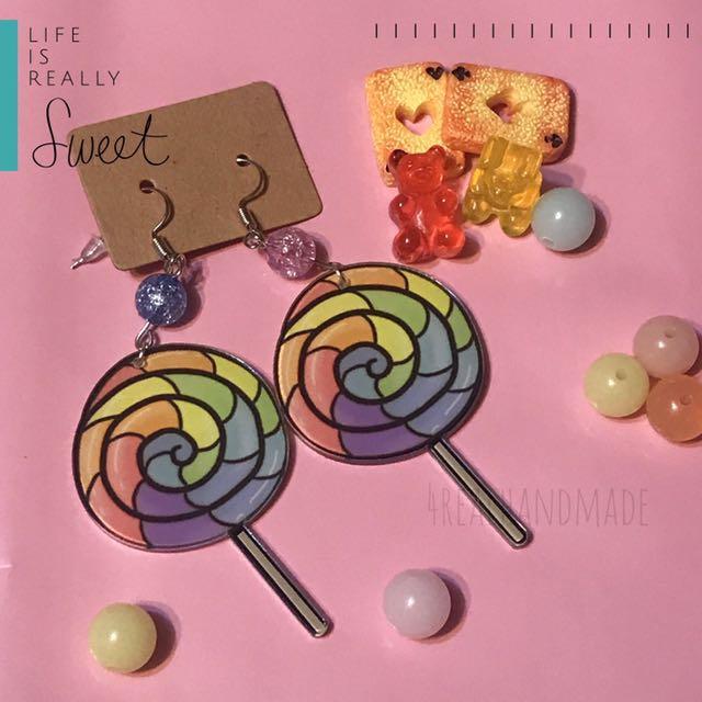 🍭彩虹棒棒糖🍭
