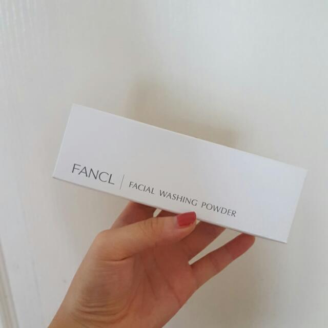 (全新)💕日本帶回 芳珂 肌淨保濕潔面粉50g FANCL WASHING POWDER
