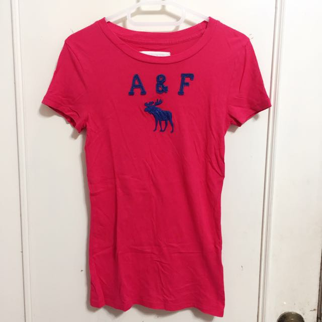 A&F 短T