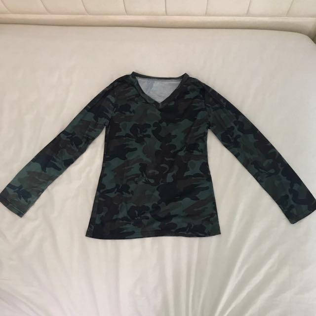 Army Long Sleeve