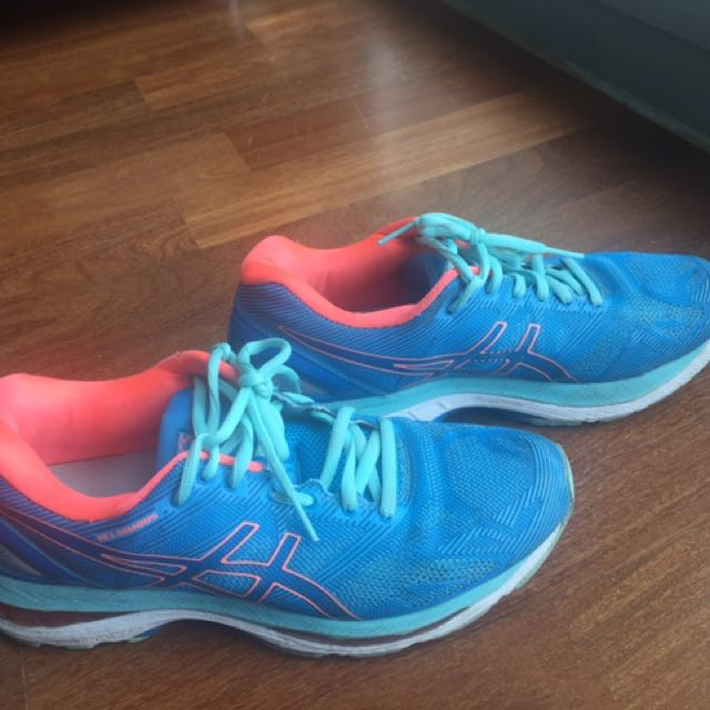 Asics Nimbus 19 - Extra foam for support and comfort