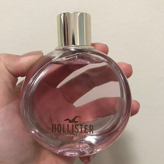 Authentic Hollister Perfume From USA