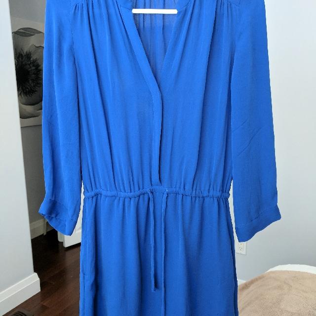 Babaton Royal Blue Dress