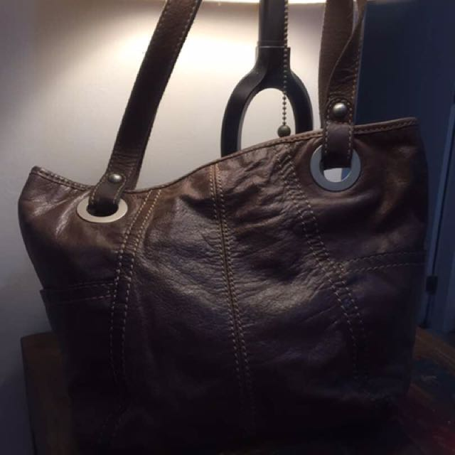 Bag fossil