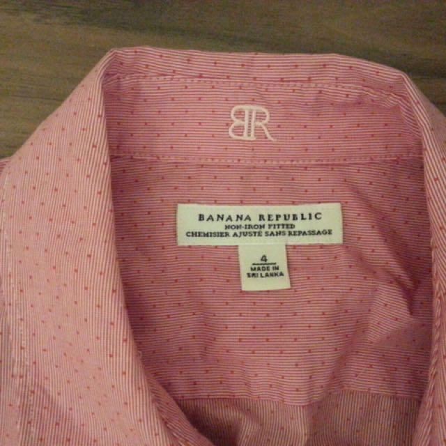 Banana Republic Long sleeve shirt