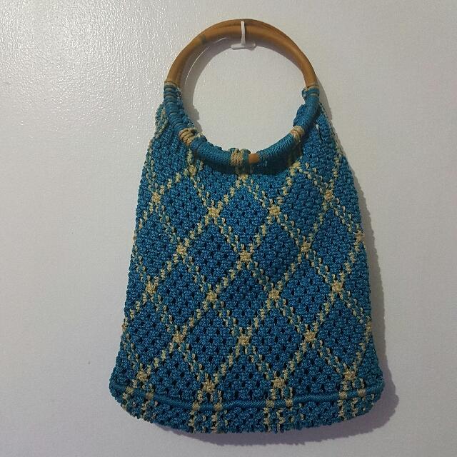 Bangkok Woven Bag